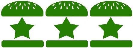 Burger 3 Star
