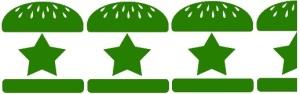 Burger 3.5 Star
