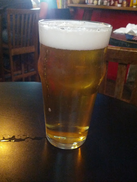 Cold Beer Lager