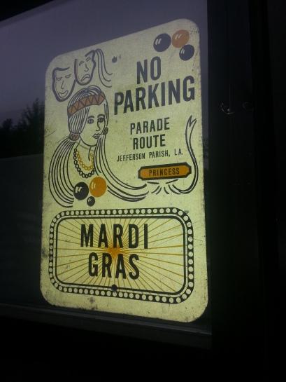 Geaux - Mardi Gras