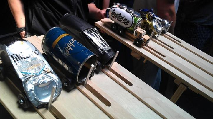 Pinebox Derby. Picture via www.pineboxbar.com