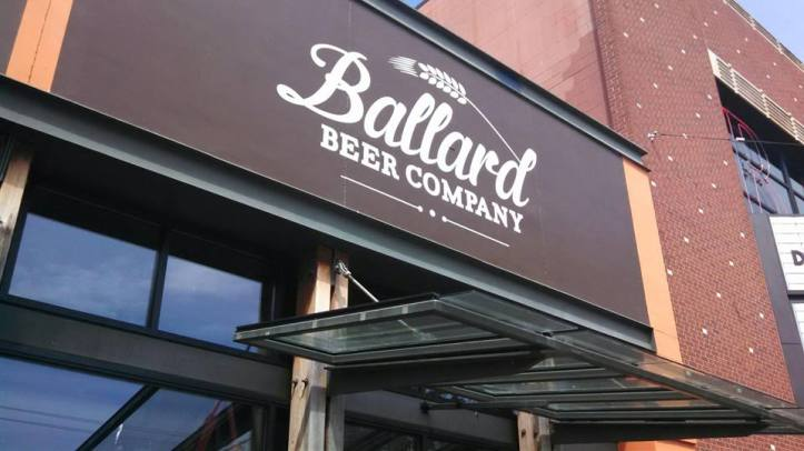 Photo from Ballard Beer Company Facebook