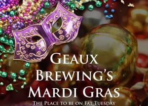 Geaux Brewing MG