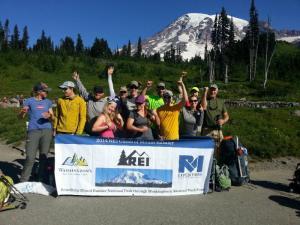 Mt. Rainier REI