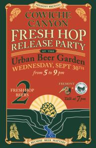 Fremont Fresh Hop Release