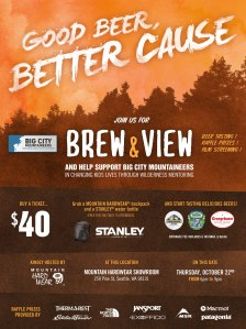 Brew and View 2015