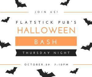 Flatstick Halloween