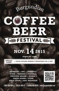 Burgundian Coffee Beerfest