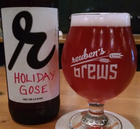 Reubens Holiday Gose