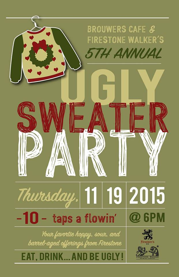 fded0dc1f35 5th Annual Firestone Walker s Ugly Sweater Party – Emerald City ...