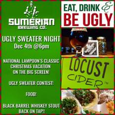 Sumerian Ugly Sweater