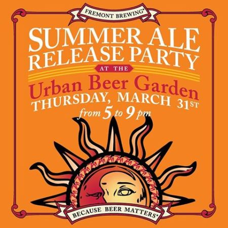Summer Ale Release