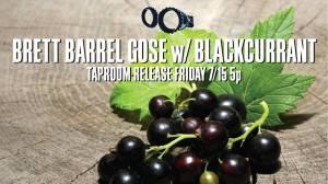Brett Barrel Gose Blackcurrant